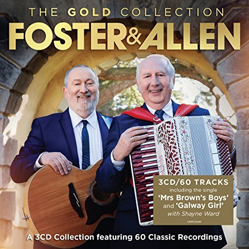 Foster & Allen Gold Collection Import Gbr