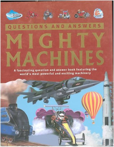 Adam Hibbert Questions & Answers Mighty Machines