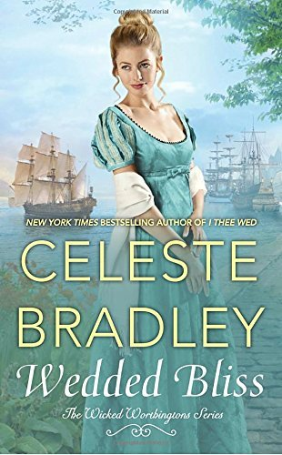 Celeste Bradley Wedded Bliss