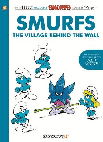 Peyo The Smurfs The Village Behind The Wall