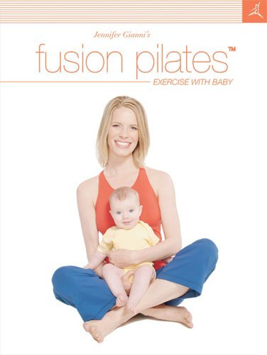 Jennifer Gianni Angelo Giannni Jennifer Gianni's Fusion Pilates Exercise With B