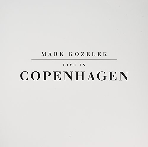 Mark Kozelek Live In Copenhagen 2 Lp Set Single Pocket Wide Spine