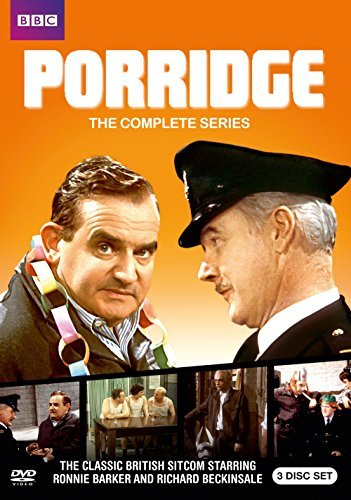 Porridge The Complete Series DVD