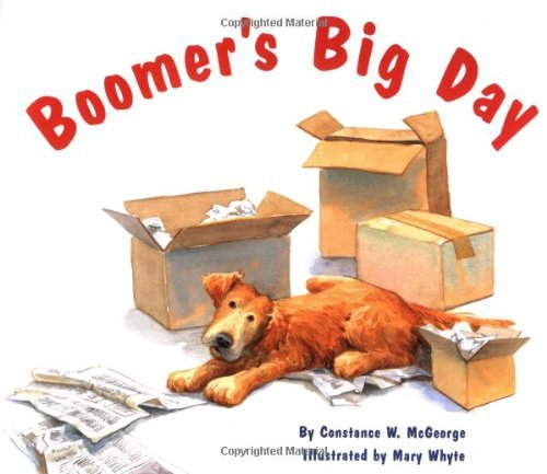 Constance W. Mcgeorge Boomer's Big Day