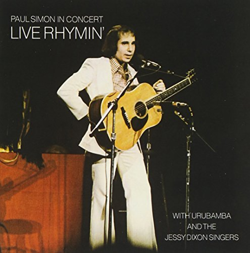 Paul Simon Paul Simon In Concert Live Rh Paul Simon In Concert Live Rhymin'