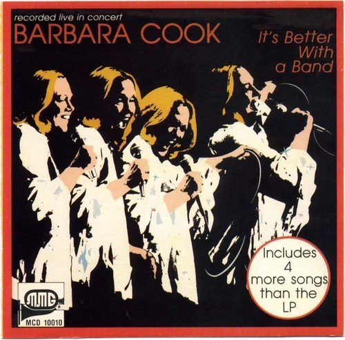 Barbara Cook It's Better With A Band