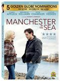 Manchester By The Sea Affleck Williams Hedges DVD R