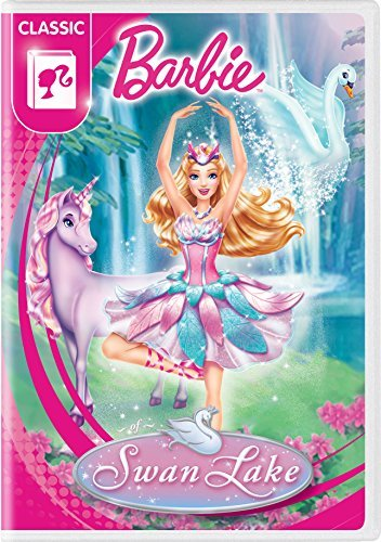 Barbie Barbie Of Swan Lake DVD