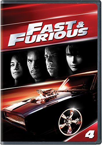 Fast & The Furious Fast & Furious (2009) DVD Pg13