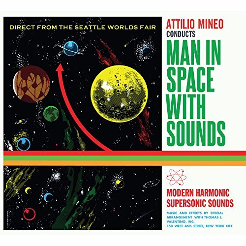 Attilio Mineo Man In Space With Sounds