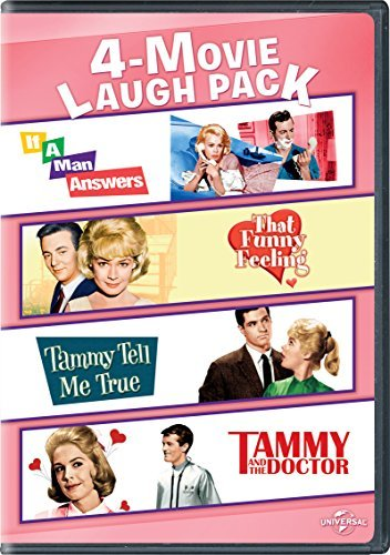If A Man Answers That Funny Feeling Tammy Tell Me True Tammy And The Doctor 4 Movie Laugh Pack DVD