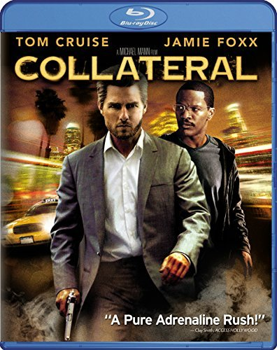 Collateral Cruise Fox Blu Ray R