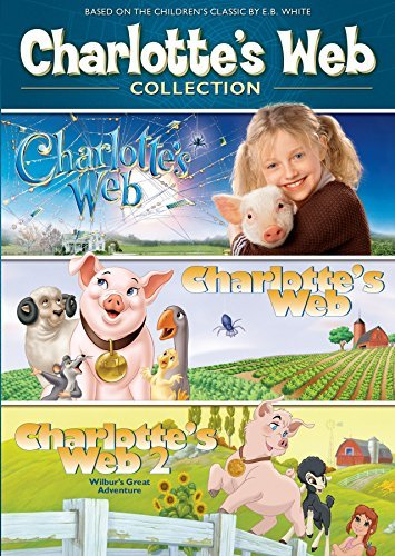 Charlotte's Web Triple Feature DVD