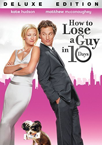 How To Lose A Guy In 10 Days Hudson Mcconaughey DVD Pg