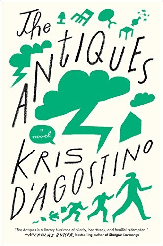 Kris D'agostino The Antiques