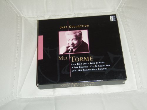 Mel Torme Jazz Collection 2 CD Set Jazz Collection