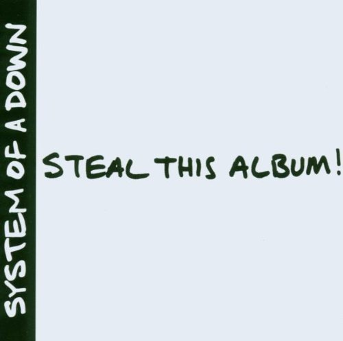 System Of A Down Steal This Album ! Import Eu