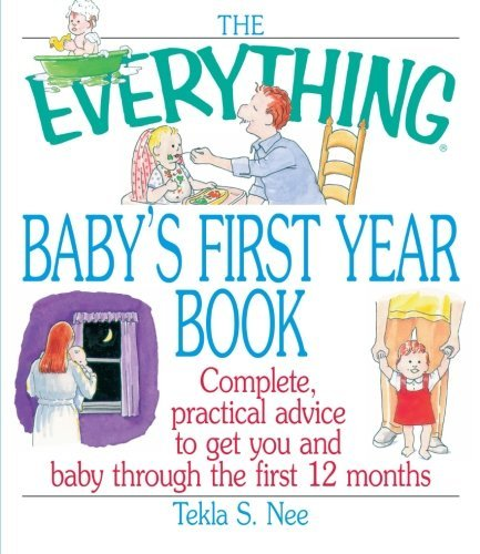 T. S. Nee Everything Baby's First Year Book Complete Pr