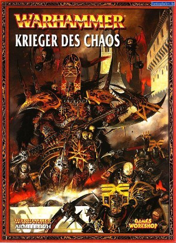 Games Workshop Hordes Of Chaos Army Book
