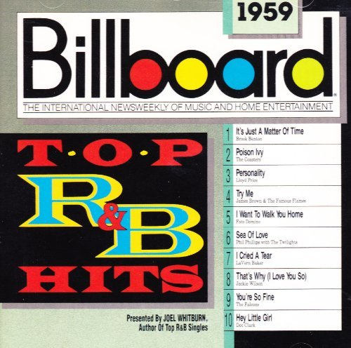 Billboard Top R&b Hits 1959