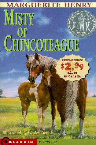 Marguerite Henry Misty Of Chincoteague 60th Anniversary Edition