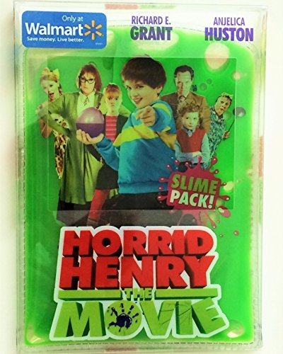 Anjelica Huston Richard E. Grsnt Horrid Henry The Movie (with Slime Downloadable Ac