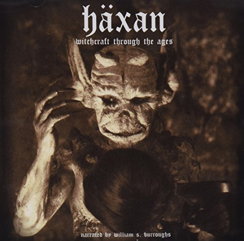William Burroughs Haxan Witchcraft Through The