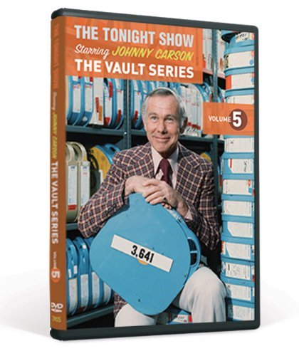 The Tonight Show Starring Johnny Carson The Vault Vol. 5