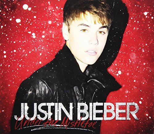 Justin Bieber Under The Mistletoe Limited Edition