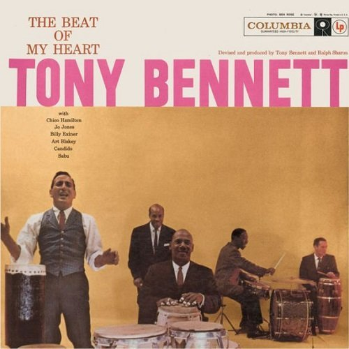 Tony Bennett Beat Of My Heart