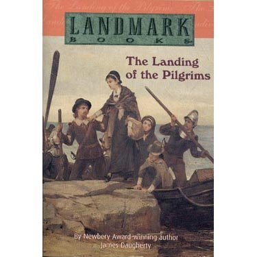 James Daugherty The Landing Of The Pilgrims