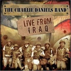 Charlie Daniels Band Live From Iraq CD + DVD [limited Edition Set]