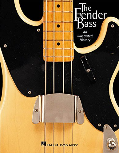 J. W. Black The Fender Bass An Illustrated History