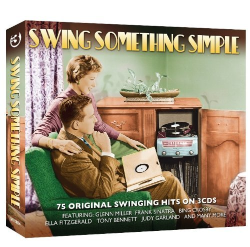 Swing Something Simple Swing Something Simple Import Gbr 2 CD