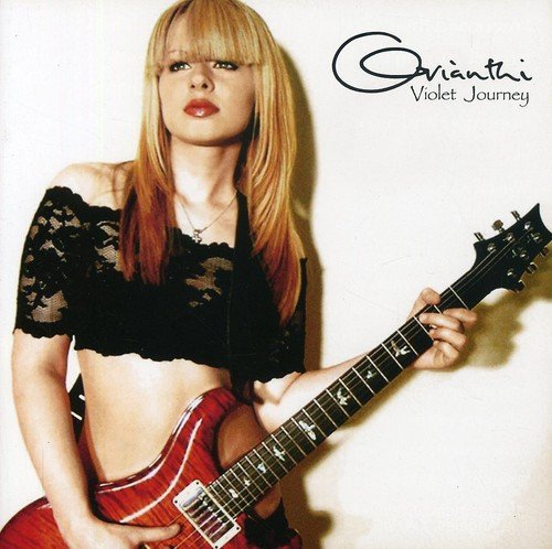 Orianthi Violet Journey Import Aus
