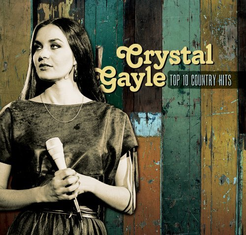 Crystal Gayle Top 10 Country Hits 2 CD