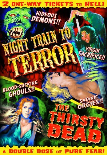 Night Train To Terror (1985) T Horror Double Feature Nr