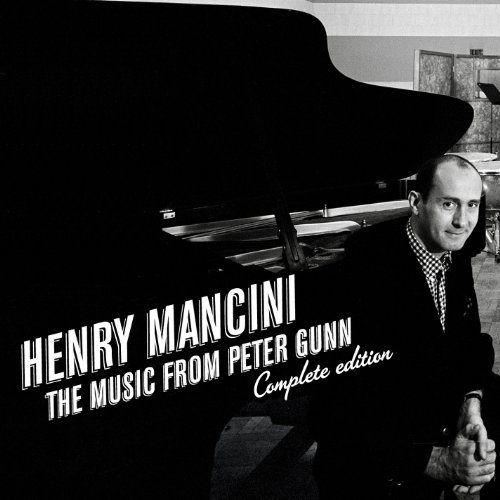 Henry Mancini Music Of Peter Gunn Complete E Import Esp 2 CD