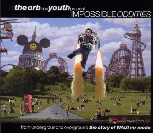 Orb & Youth Present Impossible Orb & Youth Present Impossible 3 CD