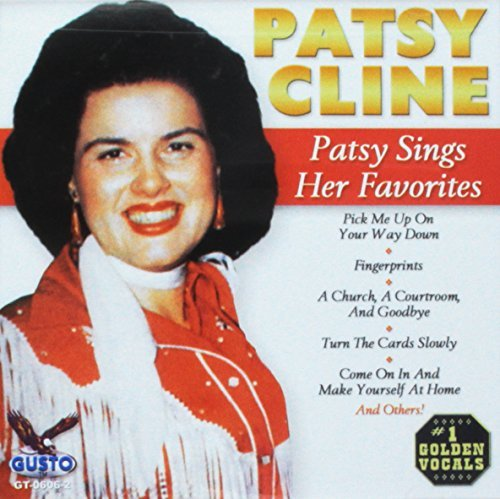 Patsy Cline Patsy Sings Her Favorites