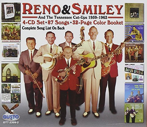Reno & Smiley Box Set 1959 63 4 CD