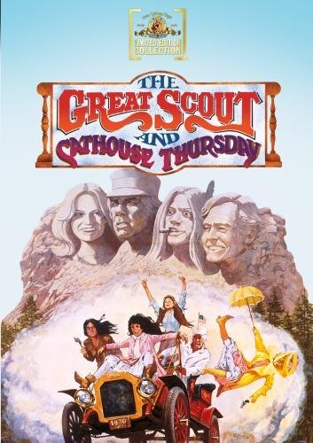 Great Scout & Cathouse Thursda Marvin Reed Culp Made On Demand Nr