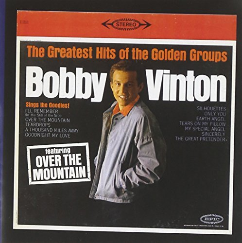 Bobby Vinton Greatest Hits Of The Golden Gr Made On Demand