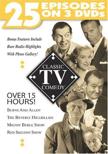 Classic Tv Comedy Classic Tv Comedy Nr 3 DVD Set