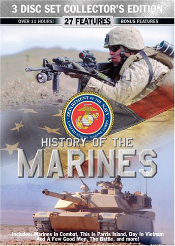 History Of The Marines History Of The Marines Nr 3 DVD