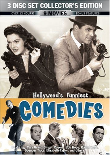 Hollywoods Funniest Comedies Hollywoods Funniest Comedies Nr 3 DVD