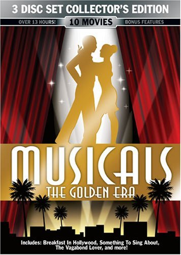 Golden Era Hollywood Musicals Nr 3 DVD