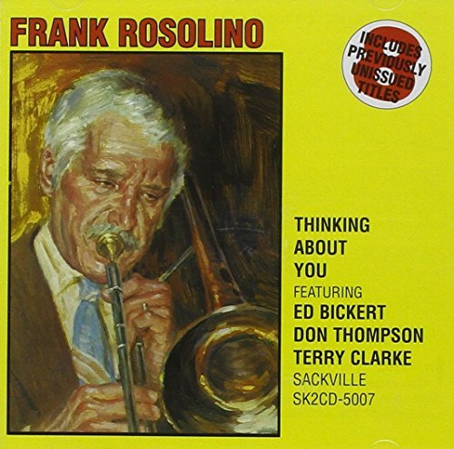 Frank Rosolino Thinking About You