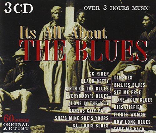 It's All About The Blues It's All About The Blues 3 CD