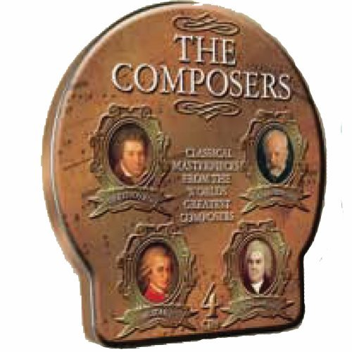 Composers Gold Composers Gold 4 CD